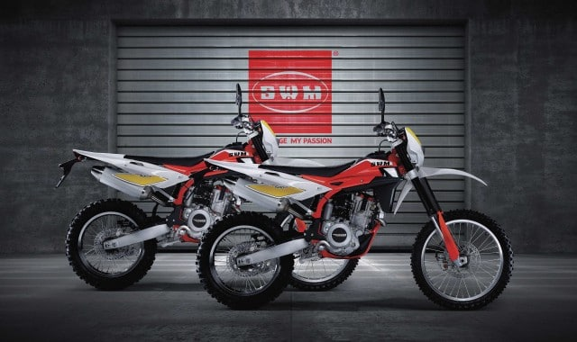 SWM ENDURO MODELS ARRIVE SOON @ MOTOMAX
